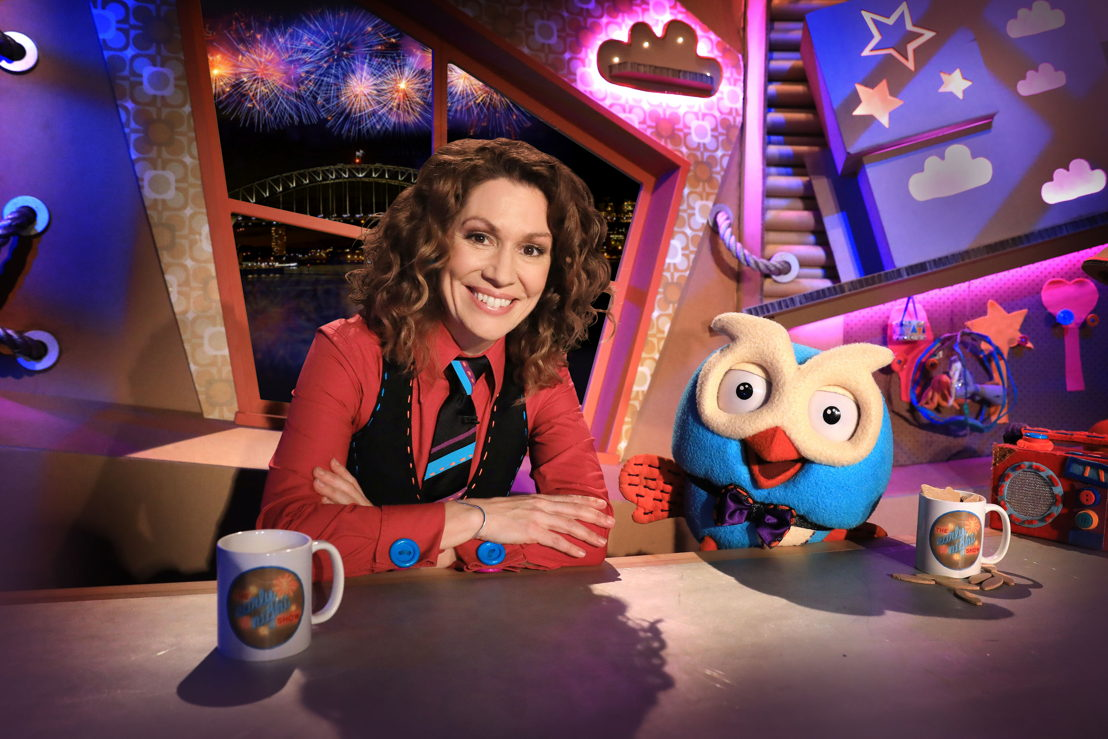 Kitty and Hoot to host The Early Night Show