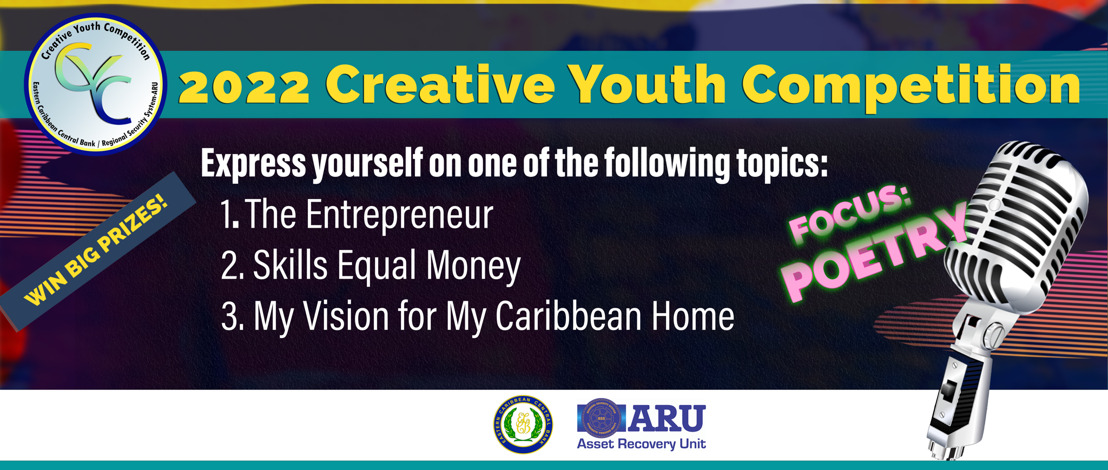ECCB and Regional Security System Asset Recovery Unit Host Creative Youth Poetry Competition