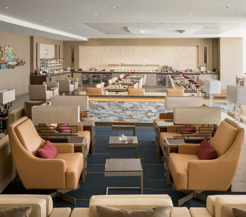 Emirates Extends its Global Network of Dedicated Airport Lounges with New Lounge at Boston Logan International Airport