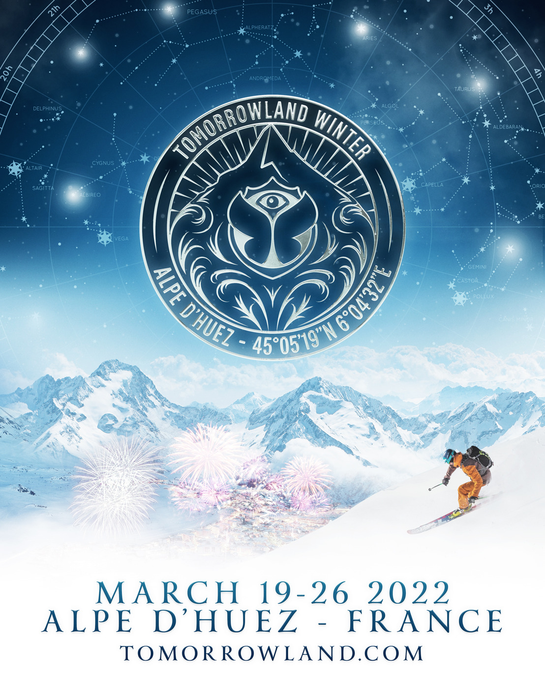 Start planning your ultimate winter sports festival experience at Tomorrowland Winter 2022