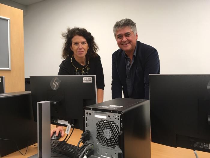 Preview: Opening openbare computerruimte in Ukkel