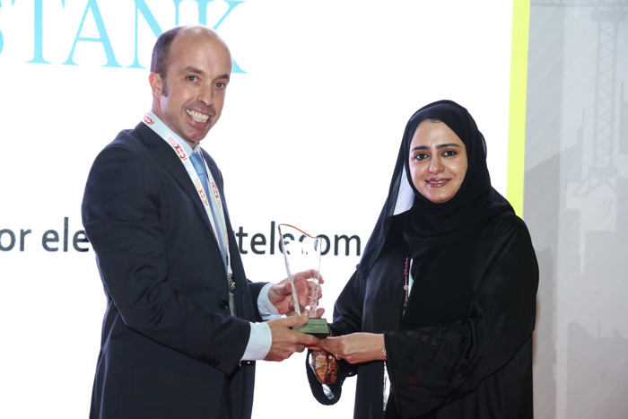 SUSTAINABLE PRODUCT OF THE YEAR AWARDED AT THE BIG 5