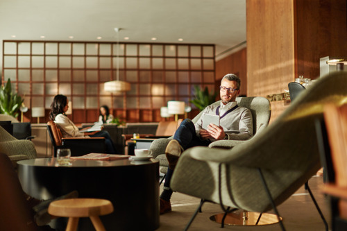 Cathay Pacific reopens Heathrow lounge following a spectacular makeover