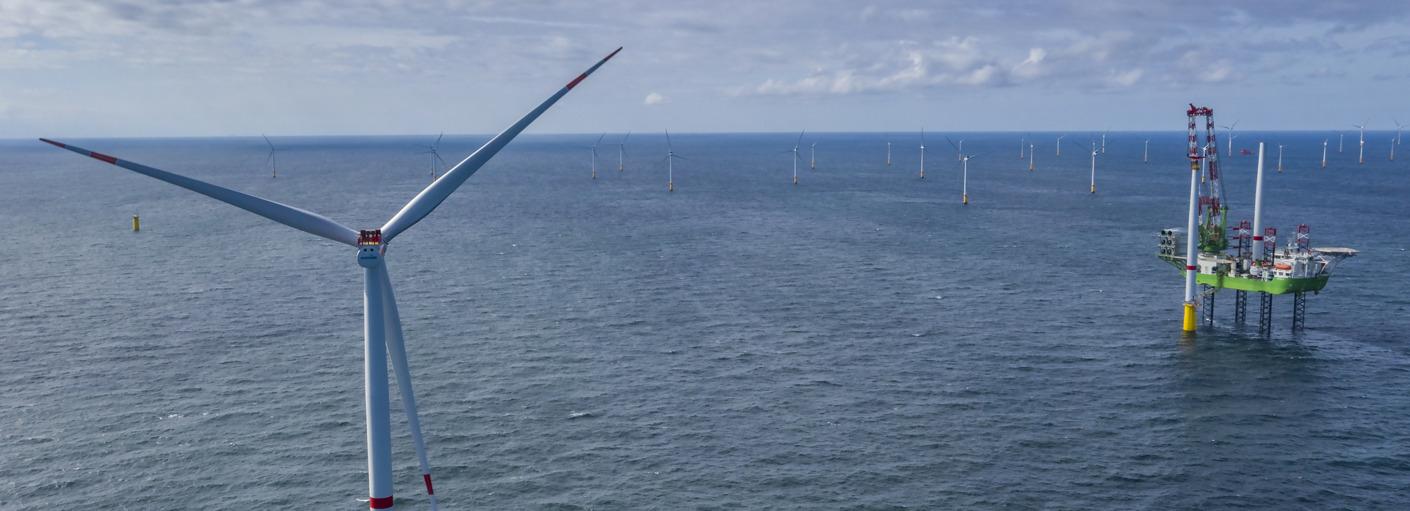 Borealis ondertekent overeenkomst met groene stroomproducent Eneco en gebruikt daardoor aanzienlijk meer hernieuwbare energie in zijn Belgische vestigingen