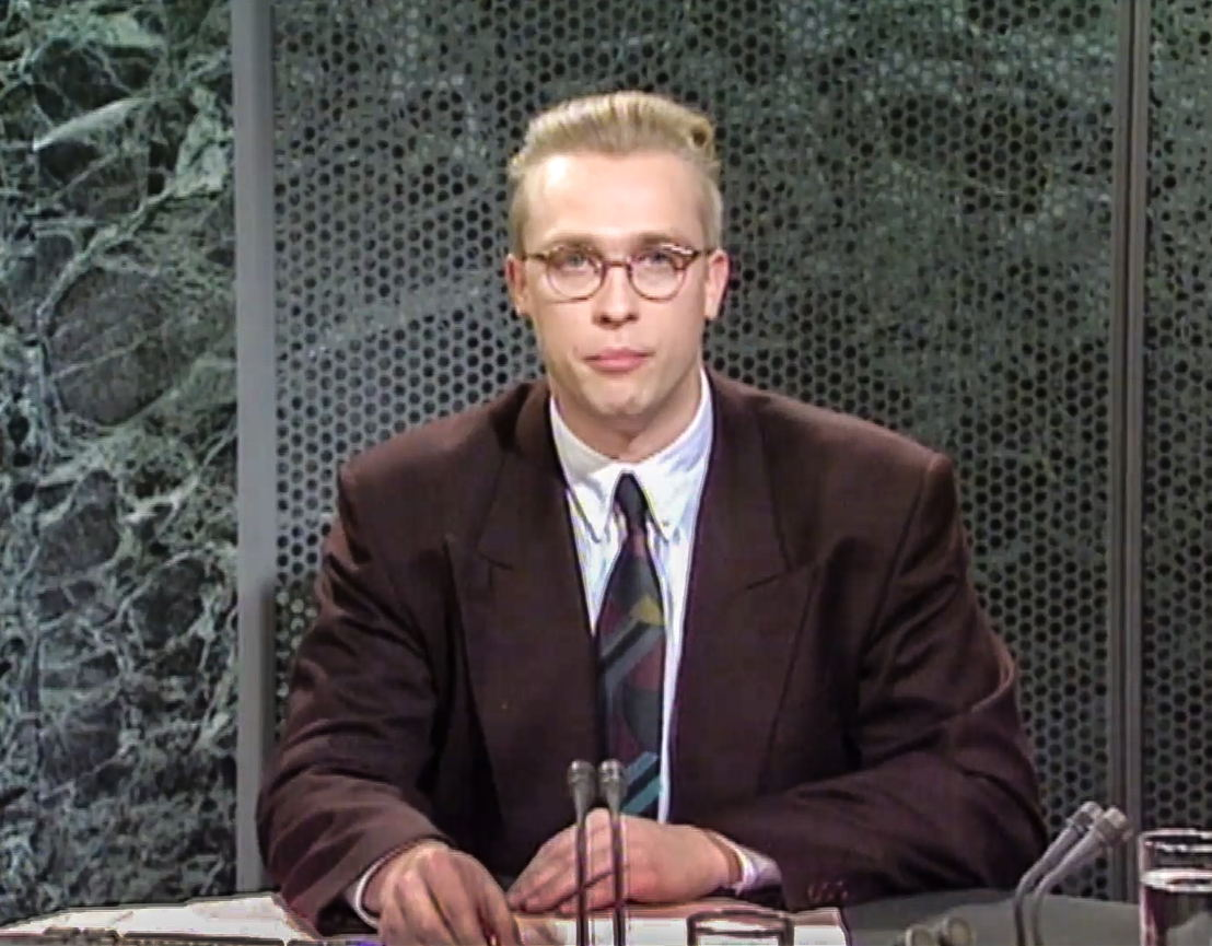 Ivan De Vadder 1992 - (c) VRT