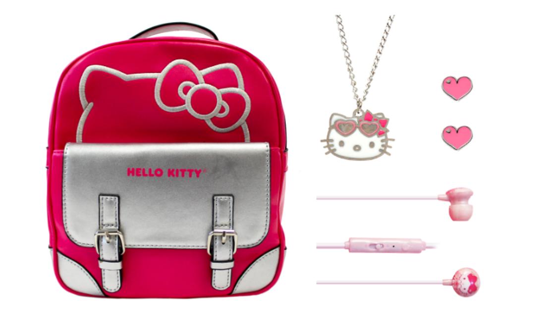 Regala los mejores productos de Hello Kitty este Día de San Valentín