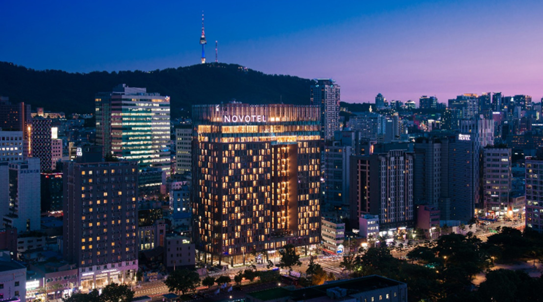 Novotel eröffnet das weltweit 500. Hotel in Dongdaemun in Seoul
