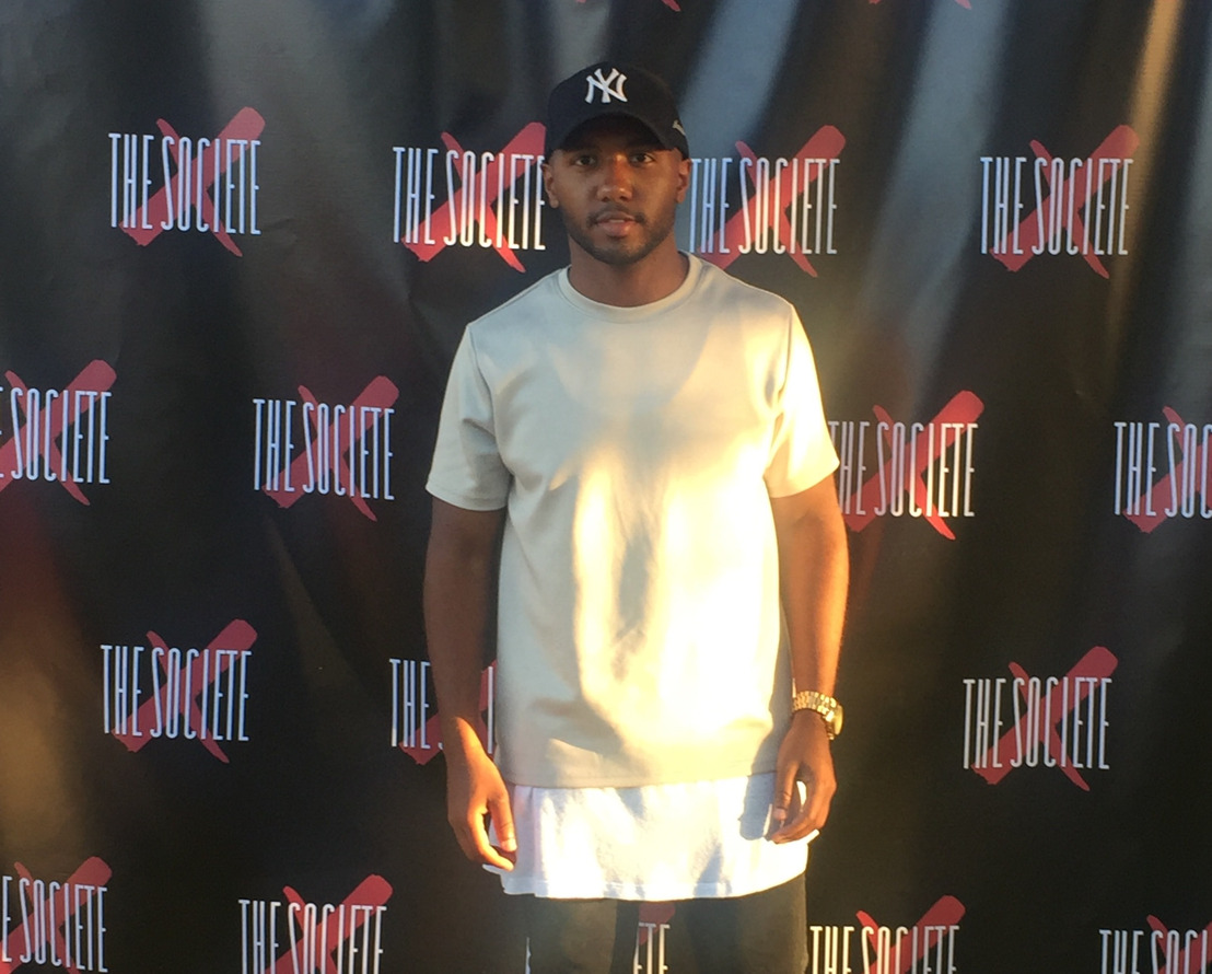 Rocky Collins Hosted Major Hollywood Party Event