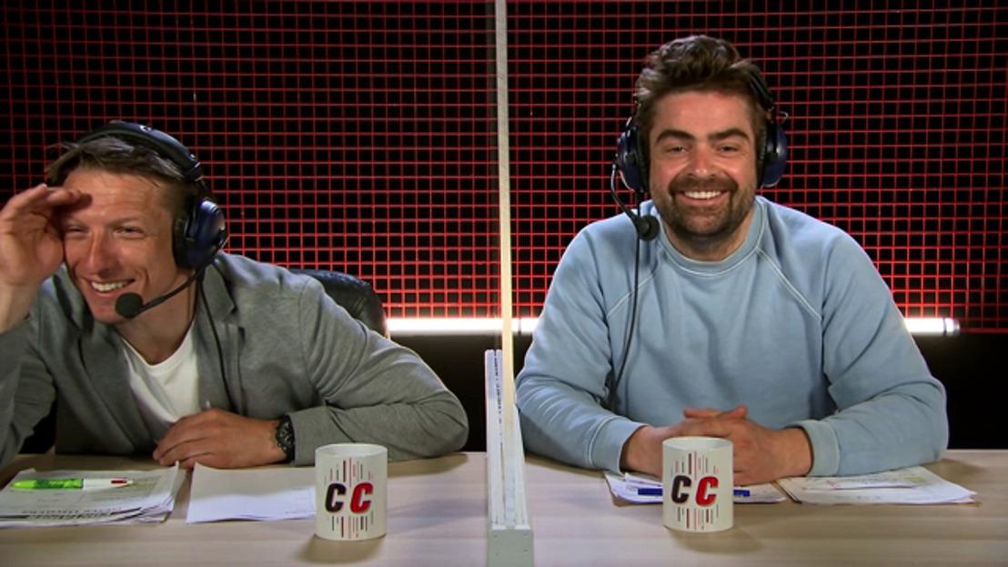 Opnames tweede seizoen VIER-programma De Container Cup gestart