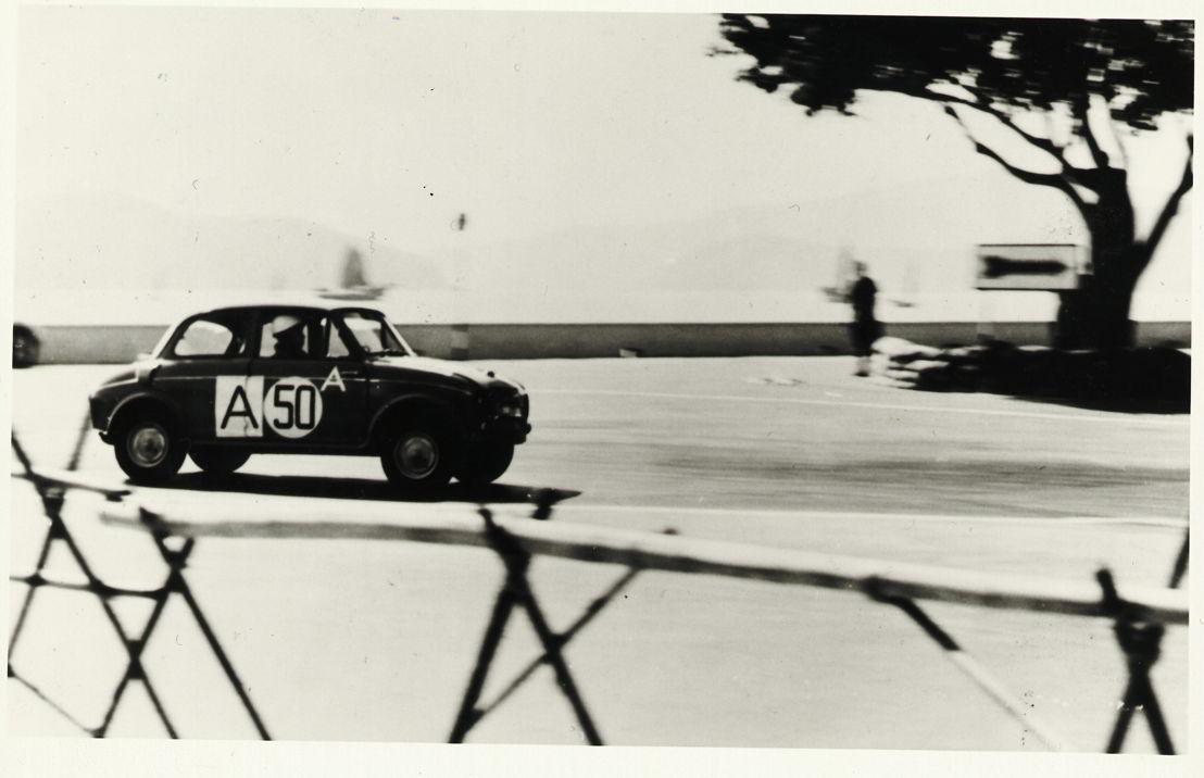 Mitsubishi 500 - Victory Macau GP 1962