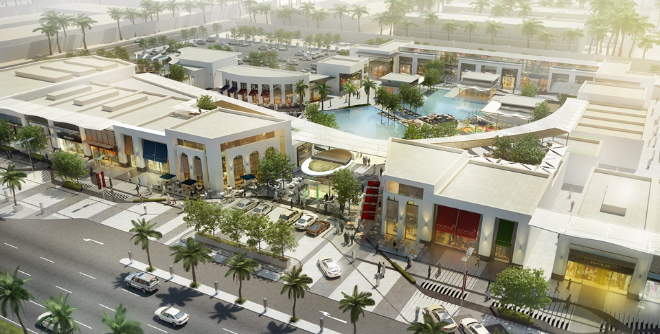 9. The Avenues - Al Malqa<br/>source - designmena.com