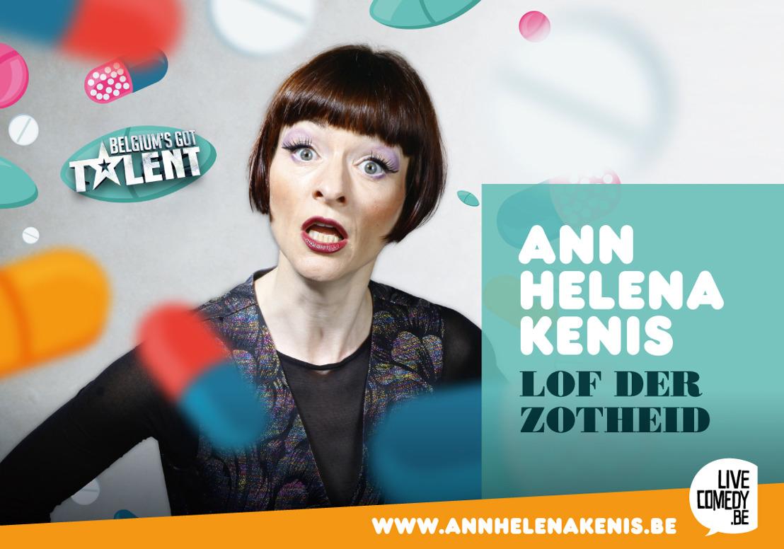 Dé Kringloopwinkelvrouw, Ann Helena Kenis, dit weekend op bezoek tijdens Dag van de Kringloopwinkel