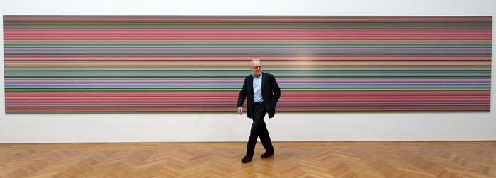 Gerhard Richter en majesté