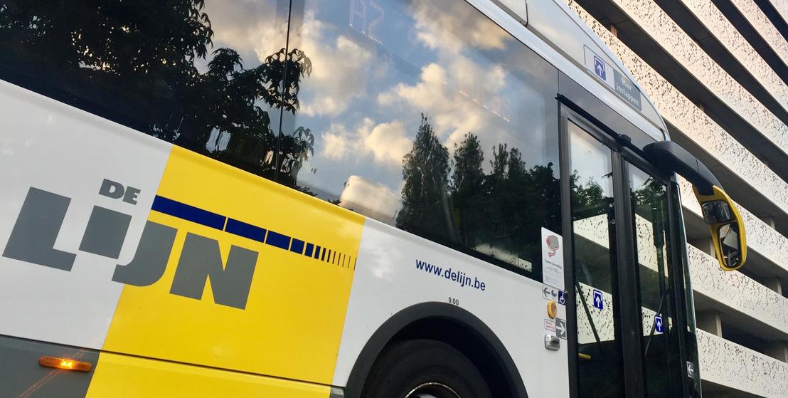 Vanaf 28 juni lokale aanpassingen in dienstregeling De Lijn in Vlaamse Rand