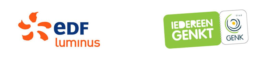 Stad Genk en EDF Luminus zoeken 300 slimme Genkenaren