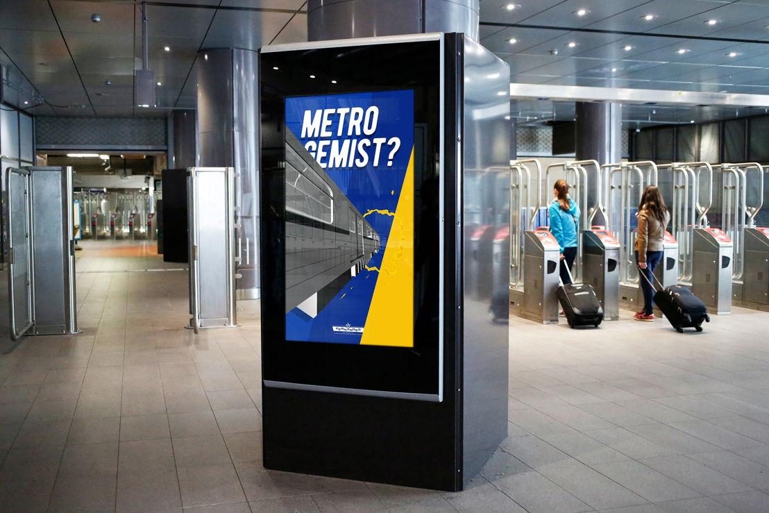 Metro gemist?