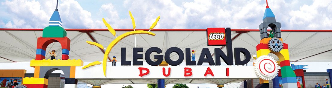 L'Association Momentanée Six Construct-Orascom Construction livre le premier LEGOLAND® du Moyen-Orient