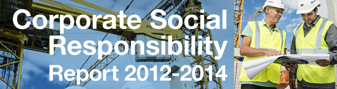 Corporate Social Responsibility Report 2012-2014