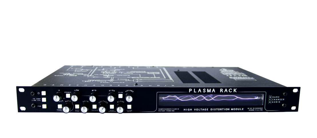 Summer NAMM 2019: Gamechanger Audio Showcases Third Man Plasma Coil, Plasma Rack and Motor Synth