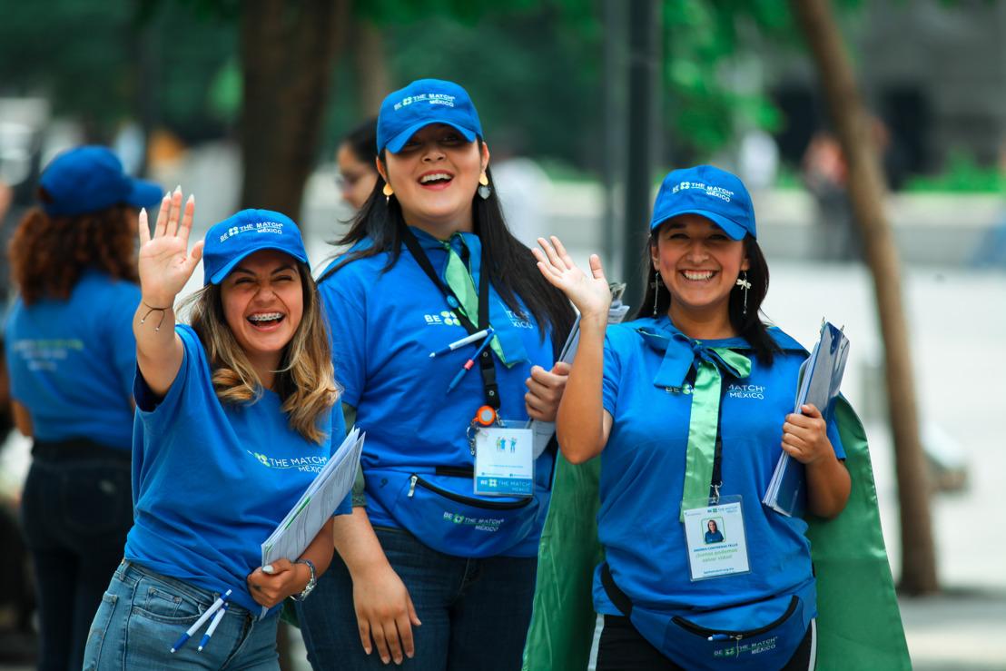 Be The Match® México registró a más de 700 posibles donadores de médula con su campaña #MatchExtraordinario ósea con su campaña #MatchExtraordinario