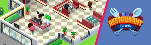Kolibri Games' Idle Restaurant Tycoon Launches Globally on iOS and Android