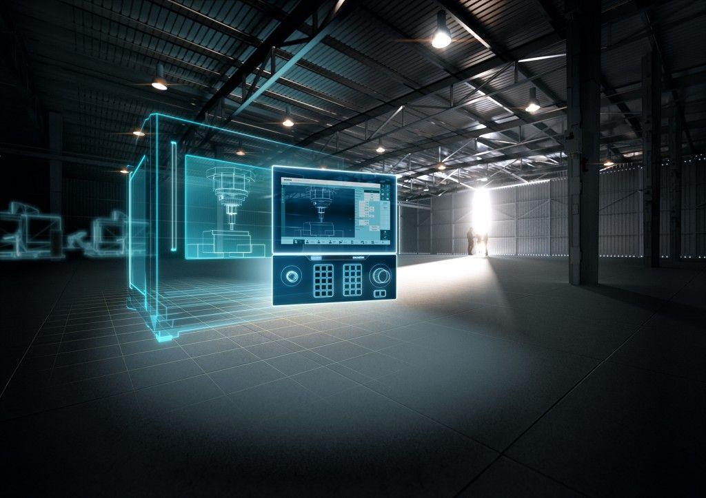 Sinumerik One, de eerste Digital Native CNC, is het kernelement voor de digitale transformatie van de sector van de werktuigmachines.