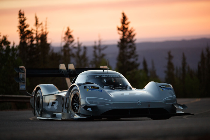Volkswagen sets sights on electric record on the Nürburgring-Nordschleife