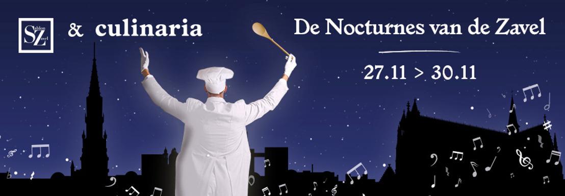De Nocturnes van de Zavel: multiculturaliteit, muziek en gastronomie