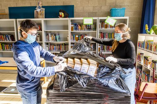 Stad Leuven verzamelde al 200 computers en tablets maar zoekt er nog meer