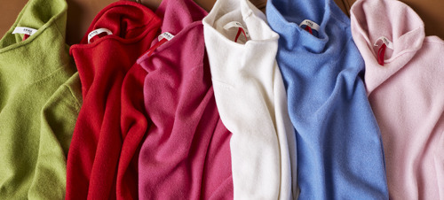Preview: Own your colour : Luxury merino & extra fine cotton