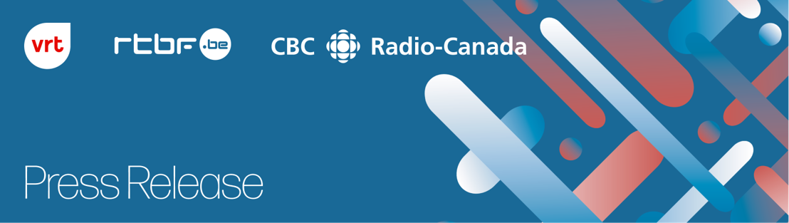 Brussels Declaration: Public broadcasters VRT, RTBF, CBC/Radio-Canada and international organisations call for press safety