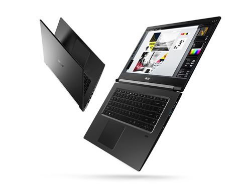 宏碁為滿足各式使用者需求推出全新Acer Aspire系列筆電