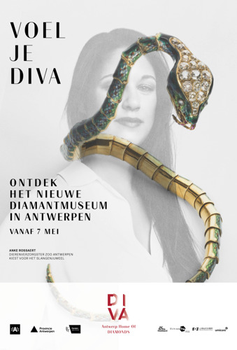 DIVA en Bonka Circus laten 6 onbekende Antwerpenaren zich diva voelen