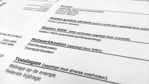 Coronacrisis: Tijdelijk werklozen krijgen 1 maand energie- en waterfactuur vergoed door Vlaamse overheid
