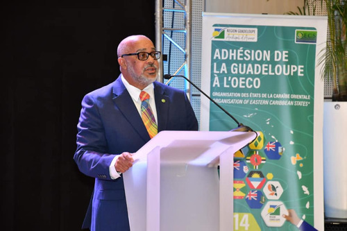 "Accession of Guadeloupe to the OECS: ""History and geography have conspired to bring us to this moment..."""