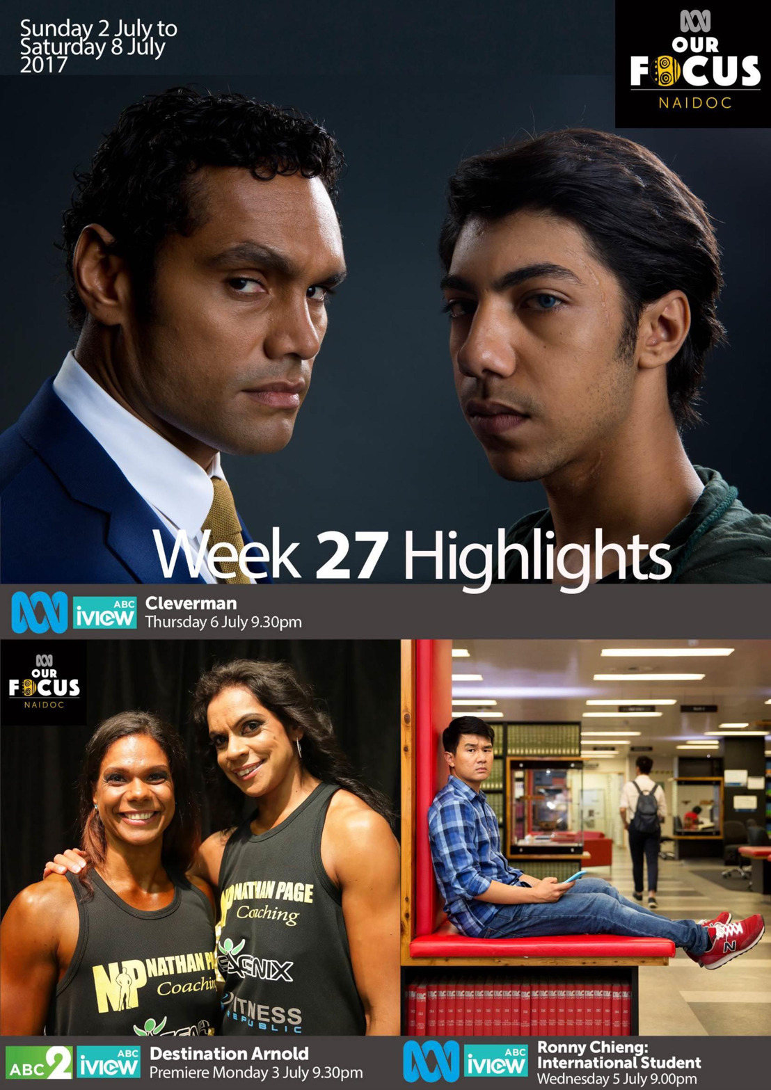 ABC Program Highlights - Week 27