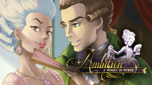 Coming to Nintendo Switch! Diplomatic Dating Sim Ambition: A Minuet in Power