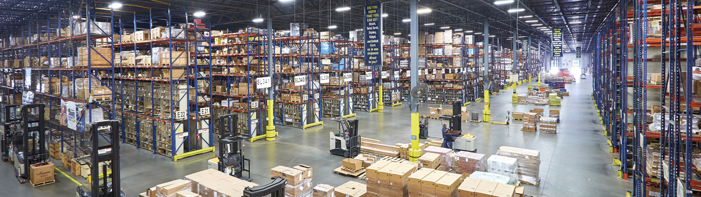 Ferguson celebrates the opening of its first Market Distribution Center