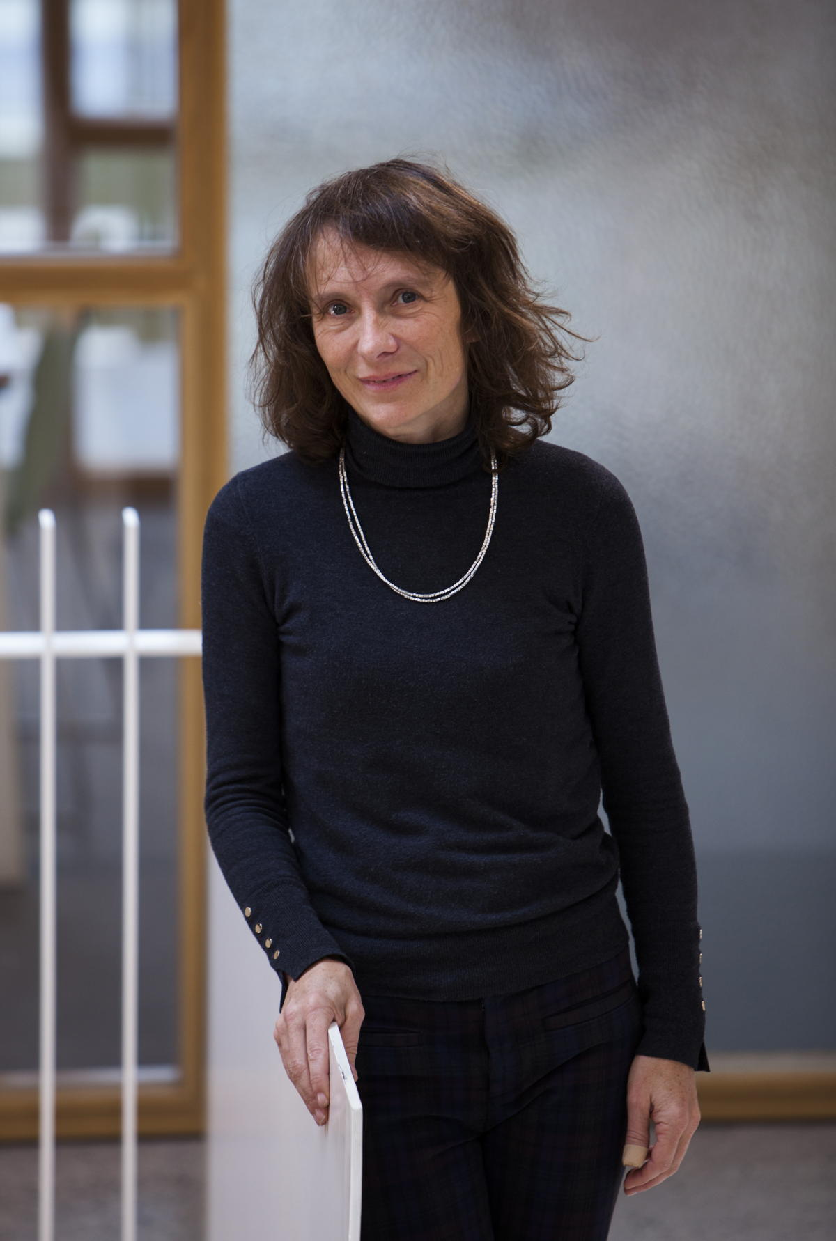 Prof. Silvia Lenaerts, Vice-Rector for Innovation and Valorisation UAntwerp