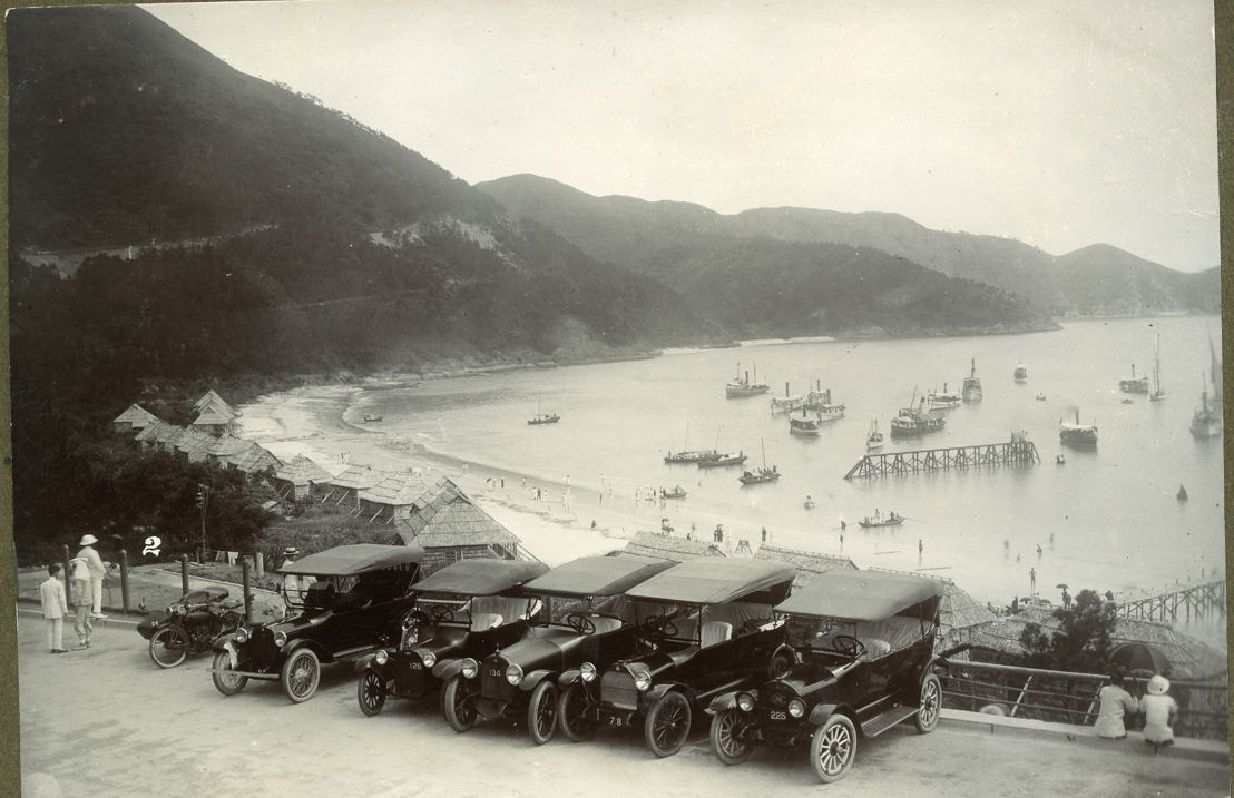 Glamour of Travel - Early days in The <br/>Repulse Bay