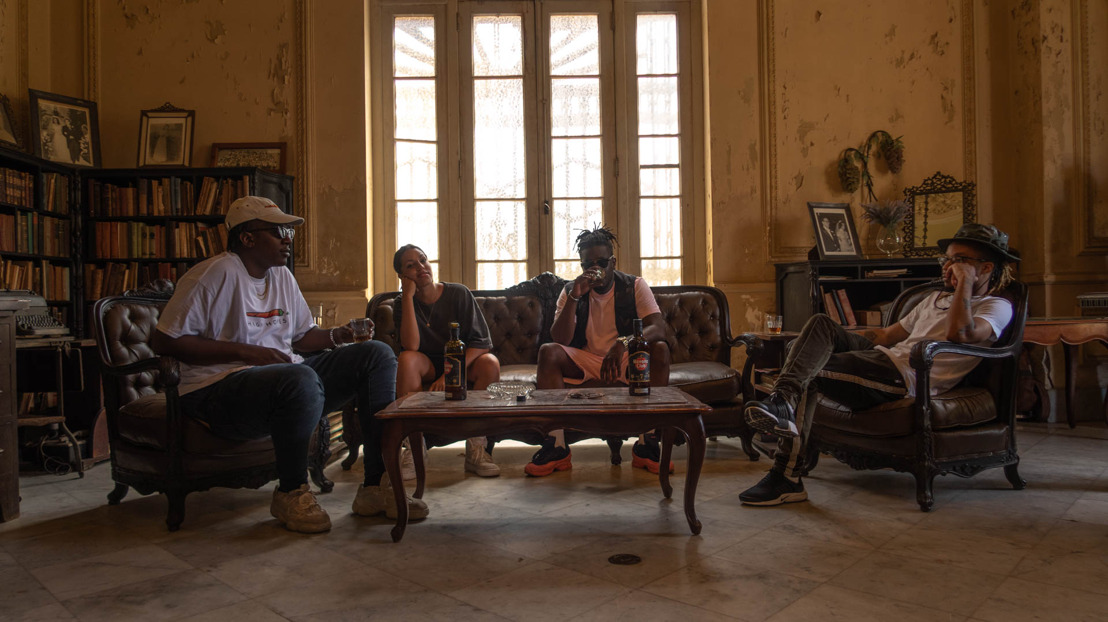 Les artistes belges Krisy, Darrell Cole, K1D et Saskia unissent leurs forces avec Havana Club pour un EP exclusif