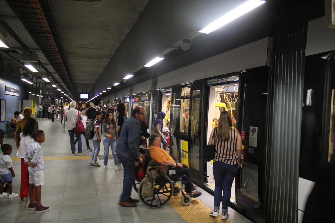 506 nieuwe digitale camera's voor Antwerpse premetro
