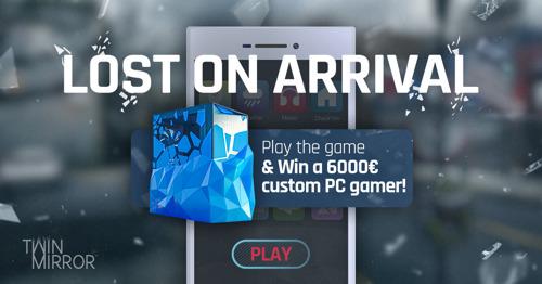 Twin Mirror™ : DONTNOD lance l'expérience « Lost On Arrival ». Apprenez-en davantage sur l'univers du jeu !