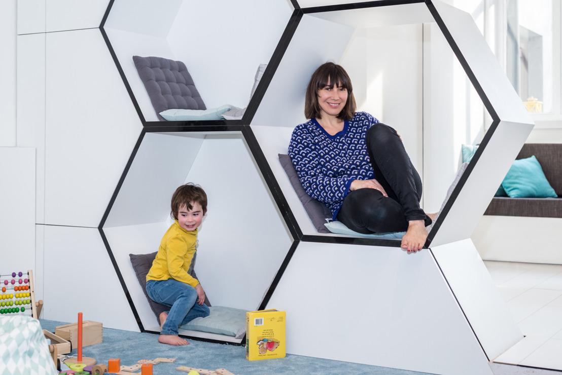 Kids Experience café, shop én meet-up ruimte Amélie+Moi opent haar deuren in Gent