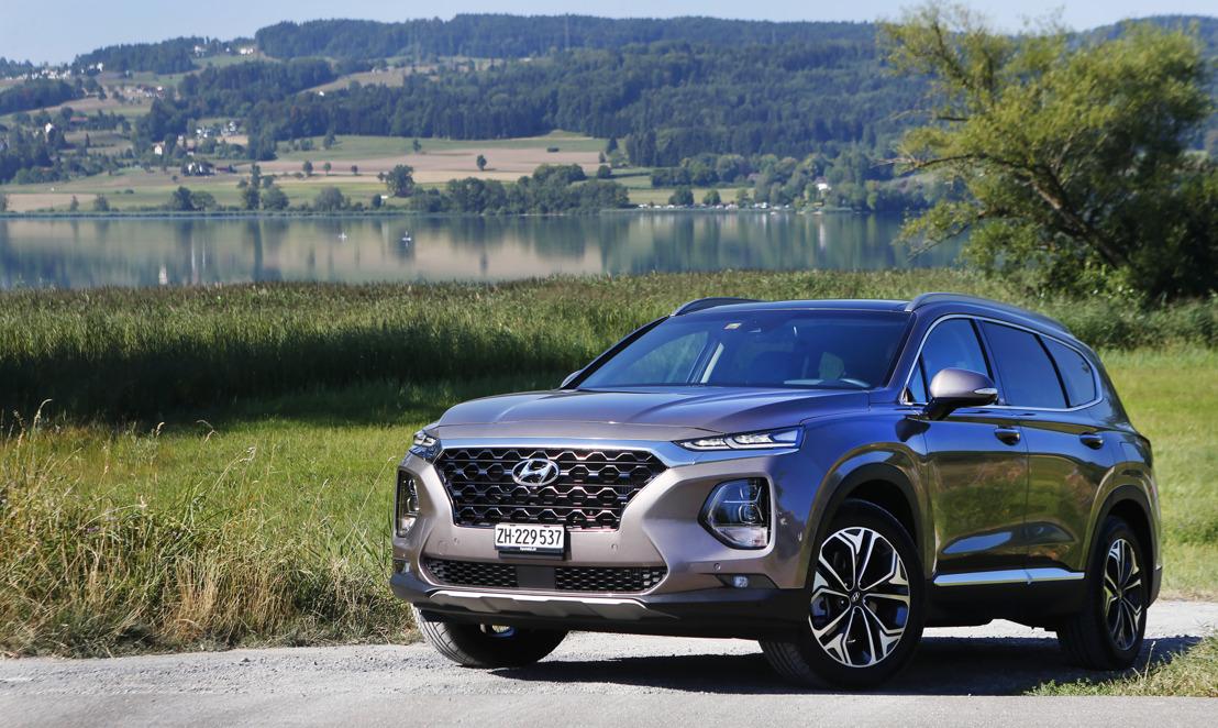 Al servizio dei passeggeri - All-New Hyundai Santa Fe