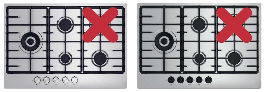 IKEA lance une notification de réparation pour la table de cuisson au gaz ELDSLÅGA