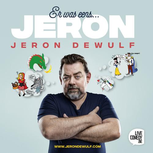 Jeron Dewulf brengt solovoorstelling over sprookjes