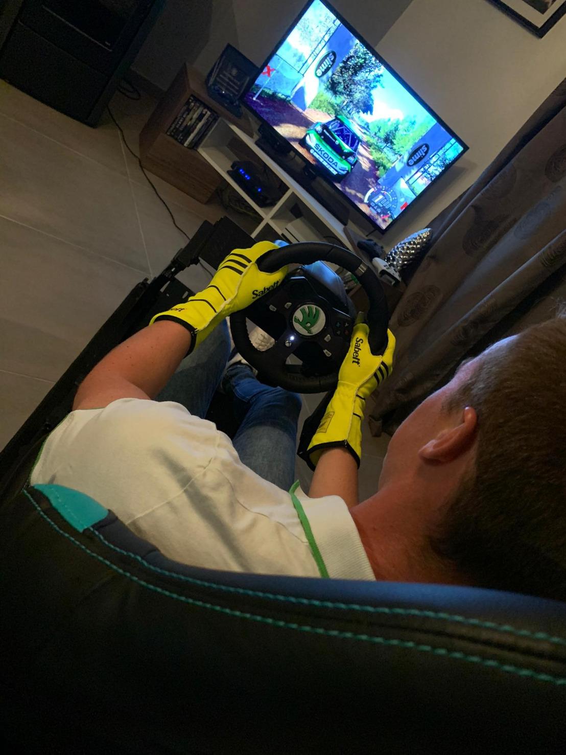 Sébastien Bedoret : « Le virtuel, c'est du pilotage, mais sans les risques »
