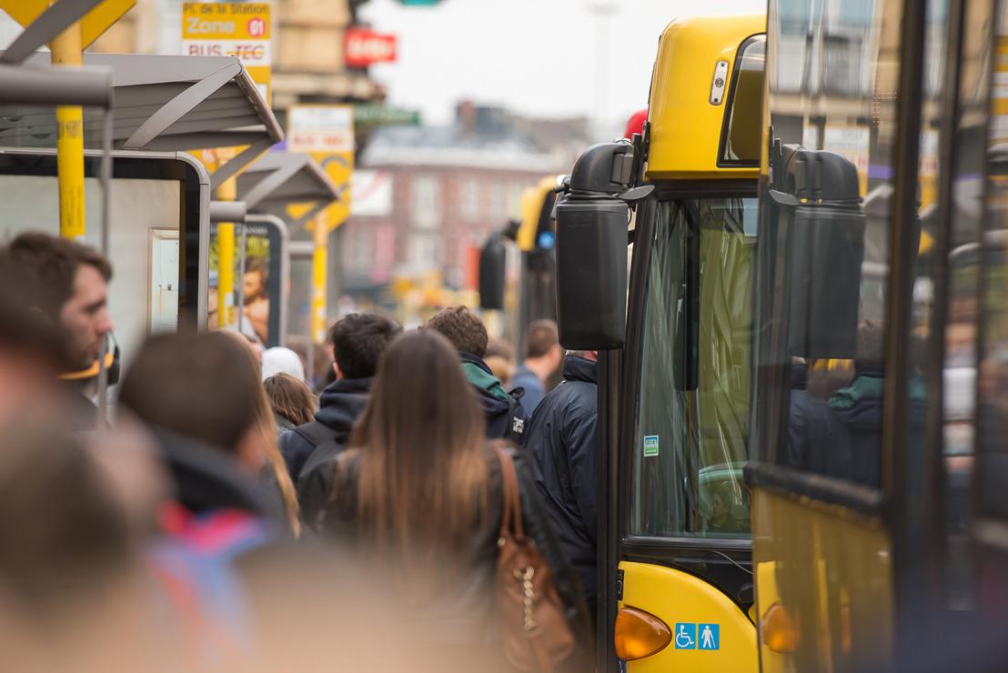 Dès le 1er septembre, plusieurs lignes de bus sont adaptées en province de Namur et Luxembourg.