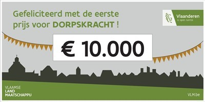 Mariënstede in Dadizele wint de prijs voor dorpskracht 2018